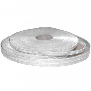 14 mm - Sølvbånd - Tresse