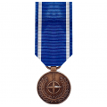 Miniatyrmedalje - NATO - Standard type