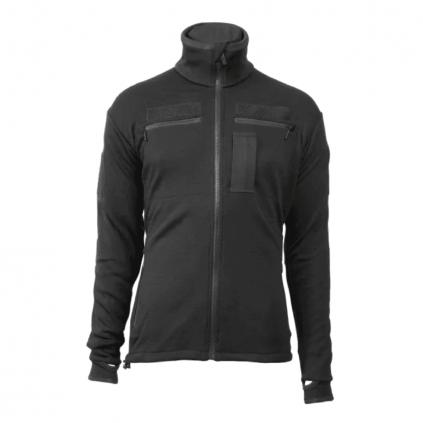 Super Thermo jakke - Brynje - Antarctic professional - Svart
