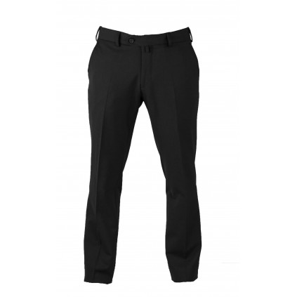 Uniformbukse - Slim fit - Herre - Sort