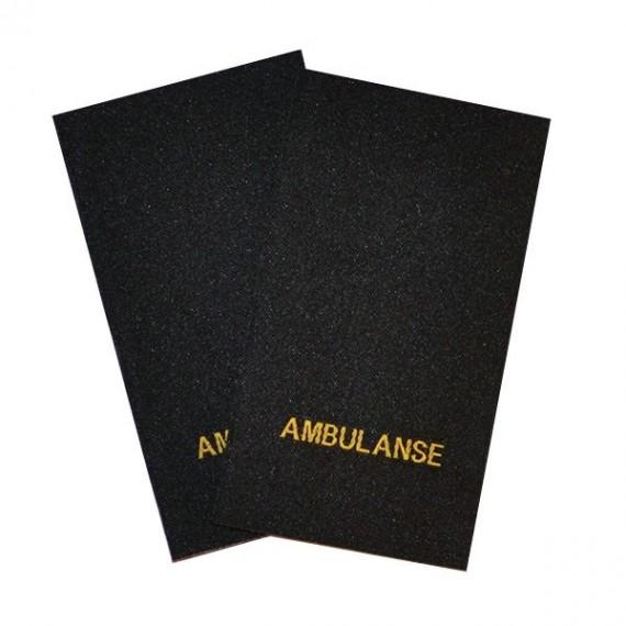 Ambulanse - Personell uten fagbrev - Distinksjoner