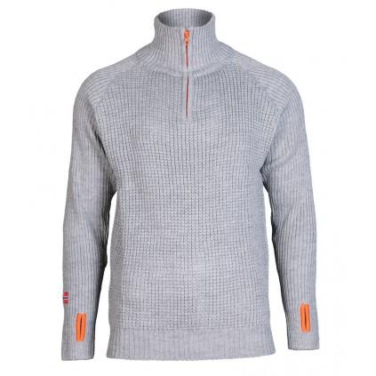 Friskus genser - Lys grå
