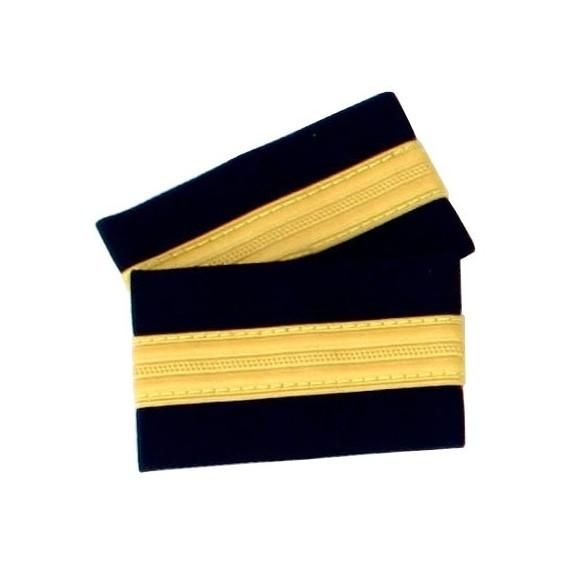 Pilot - 1 gullstripe