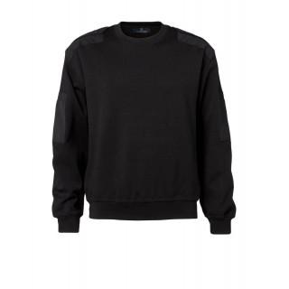 Nato pullover genser - Sort