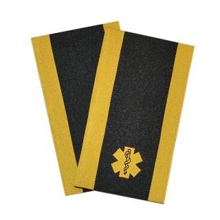 Ambulanse - 1 stjerne og slitekant - Assisterende skift-/stasjonsleder - Distinksjoner