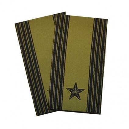 Major - Grønn felt hær - Forsvaret