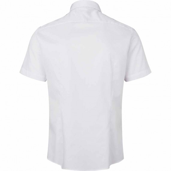Uniformskjorte - Slim fit - Kort erm - Herre - Olino