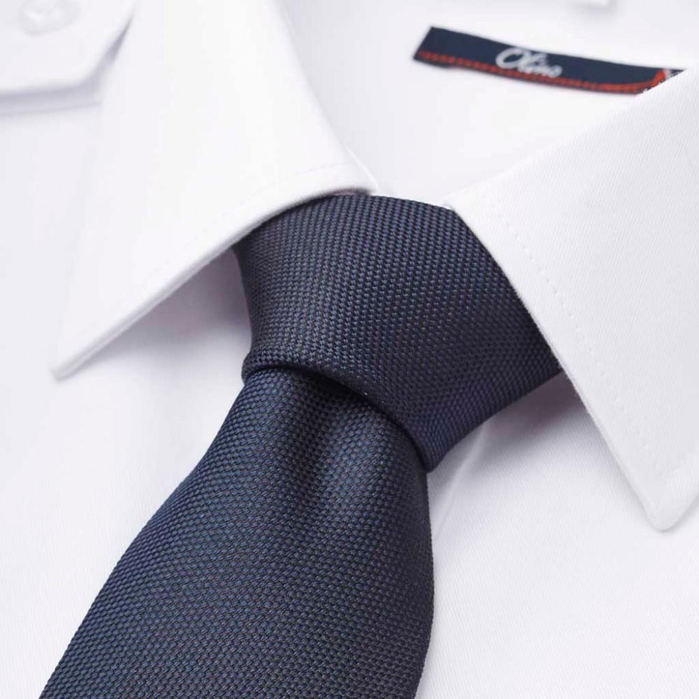 Uniformskjorte Slim fit Kort erm Herre Olino