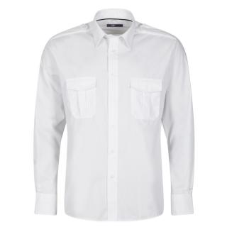 Uniformskjorte - Oslo - Lang erm - Herre - Olino