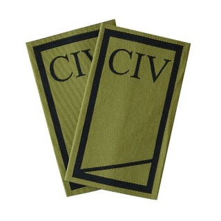 CIV - Forsvaret felt - CR-3