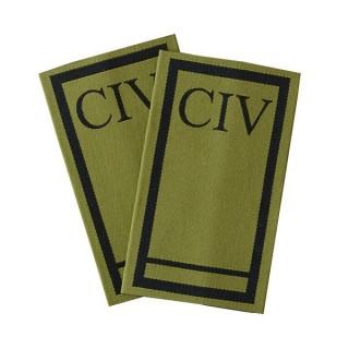 CIV - Forsvaret felt - C-1