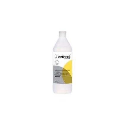 Antibac - 1 liter - Antibakteriell hånd-desinfeksjon