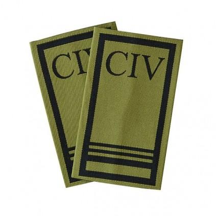 CIV - Forsvaret felt - C-4