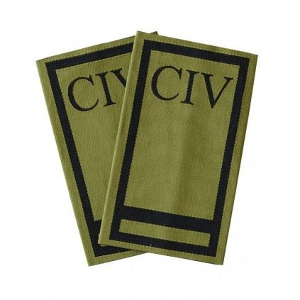 CIV - Forsvaret felt - C-6
