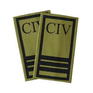 CIV - Forsvaret felt - C-8