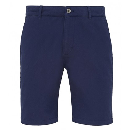 Shorts - Classic Fit - Herre - Marineblå