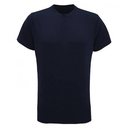 T-skjorte - Trening - TriDri® Performance - Marineblå