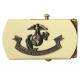 US Marine - Beltespenne i gull - Forsvaret