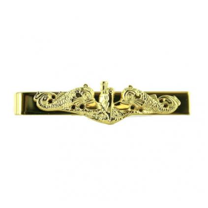 Slipsnål - Slipslås - Offiser Ubåt - Marine - Gull