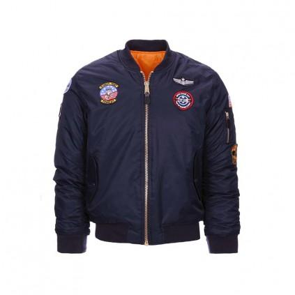 Pilotjakke - Barn - United States Air Force