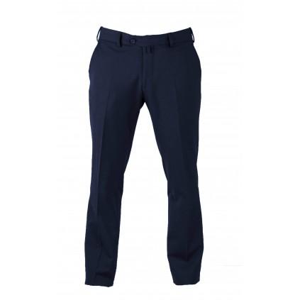 Uniformbukse - Slim fit - Herre - Marineblå