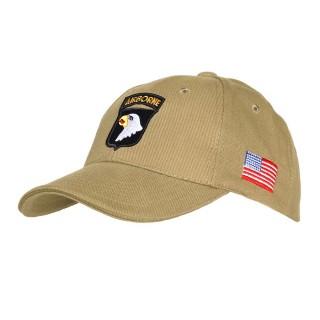 101st Airborne - Baseball caps - Khaki