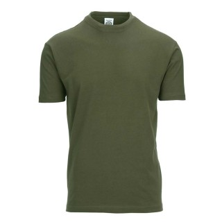 T-skjorte - Fostex - Olivengrønn