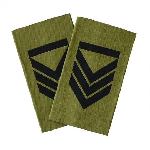 OR5+ - Vingsersjant/Sersjant kl.1 - Hæren felt