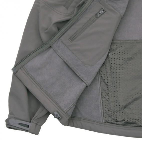 Softshell jakke - 101 INC - Sort