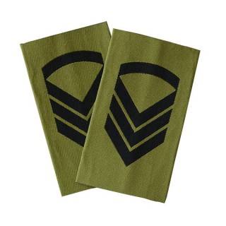 OR6 - Oversersjant - Hæren felt