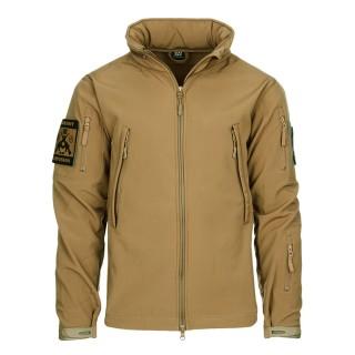 Softshell jakke - 101 INC - Khaki
