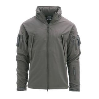 Softshell jakke - 101 INC - Lys grå