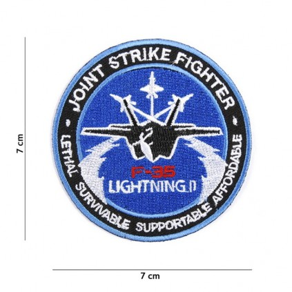 Patch - Joint Strike Fighter - Liten