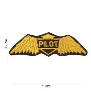 Patch - Pilot med vinger