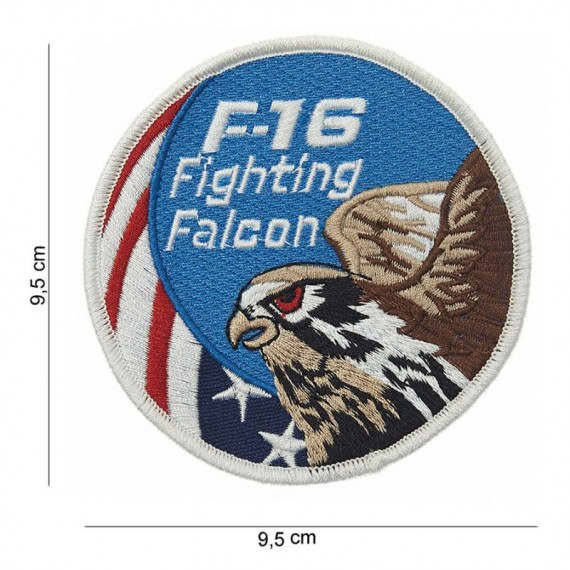 Patch - F-16 fighting falcon eagle USA