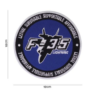 Patch - F-35 Lightning