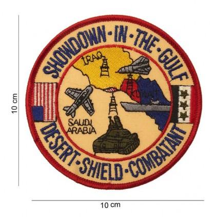 Patch - Desert Shield Combatant