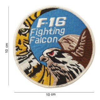 Patch - F-16 Fighting Falcon - Tiger