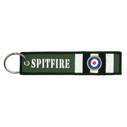 Nøkkelring - Spitfire RAF