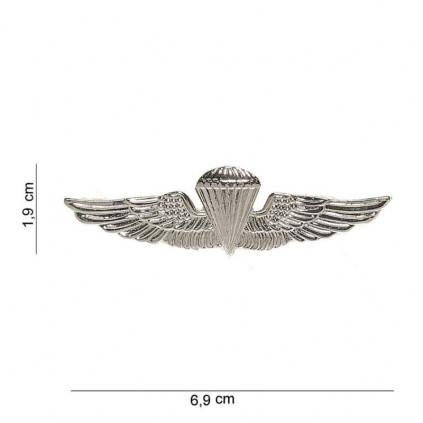Merke / Pin - Marine Jumper - Sølv