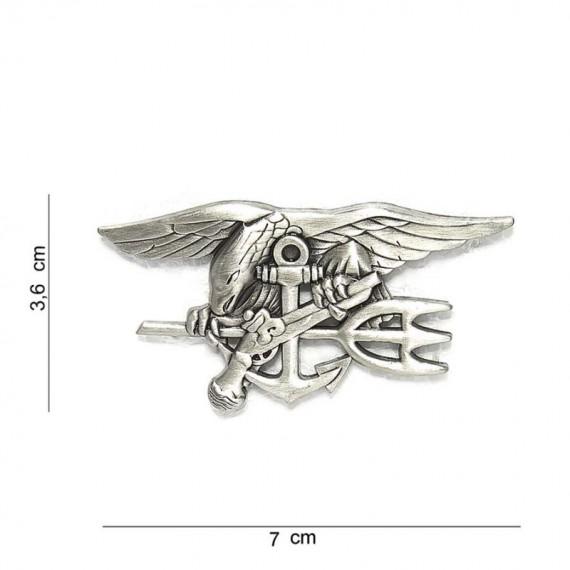 Merke / Pin - US Navy - Sølv