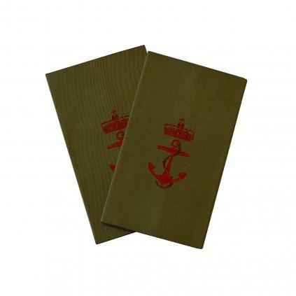 OR1 Menig - Sjøforsvaret grønn felt