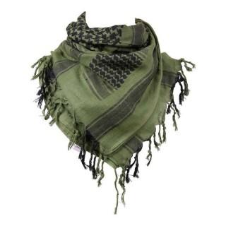 Skjerf - PLO Palestina - 101 INC - Grønn / sort