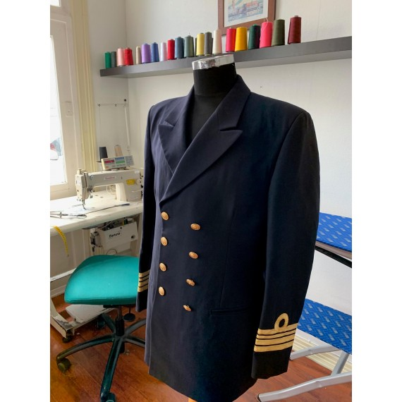 Omsying av uniform