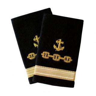 Havnevesen/VTS - 1 stripe - Havnekontrollør - Distinksjoner
