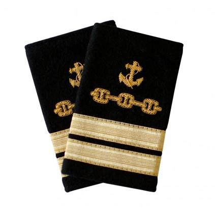 Havnevesen/VTS - 2 striper - Havneinspektør - Distinksjoner