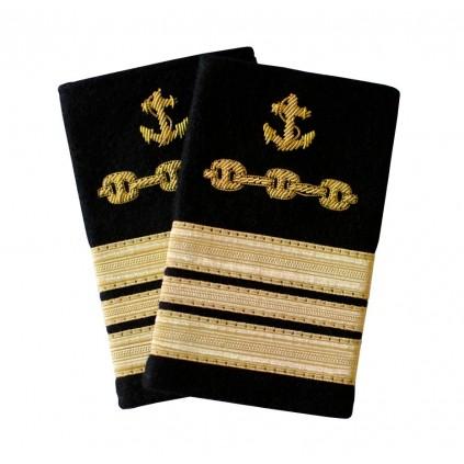 Havnevesen/VTS - 2,5 striper - Trafikkinspektør - Distinksjoner