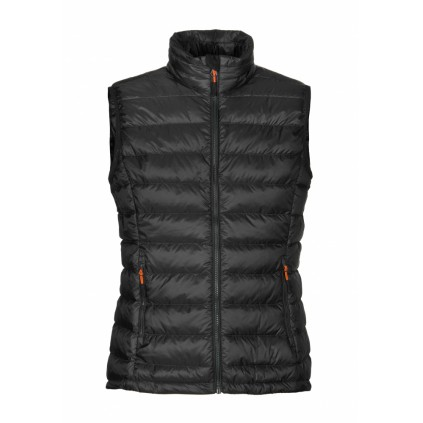 Vest - Superlight Down Vest - Tracker - Koksgrå
