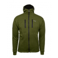 Antarctic jakke m/hette - Brynje - Grønn