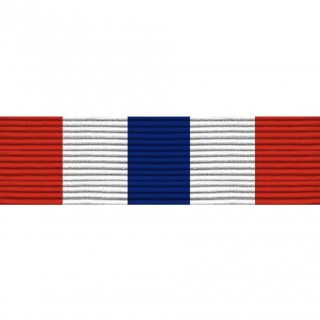 Båndstripe - Young Marine's personal commendation
